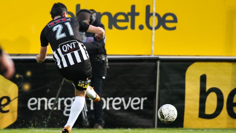 Charleroi brengt spanning terug in Play-Off 2B