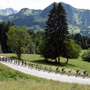 Fietstrip: Fiets samen met cycling.be een Tourrit!