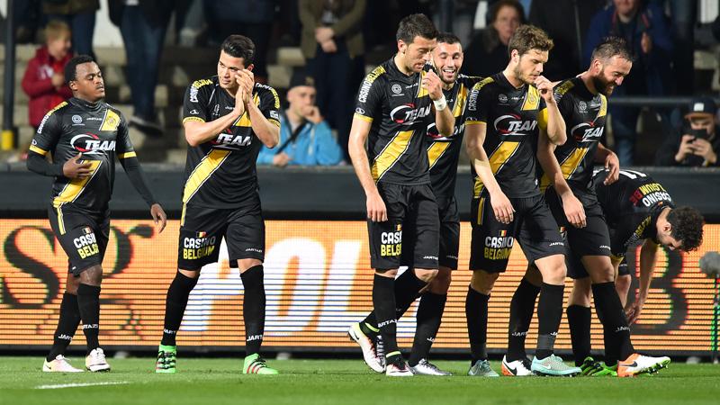 Efficiënt Lokeren wint van Charleroi