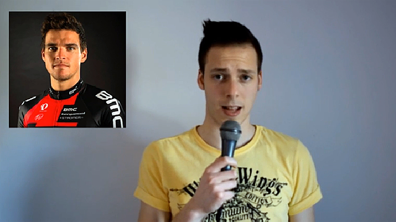 In de juiste 'stemming' voor de Ronde van Vlaanderen! (VIDEO)