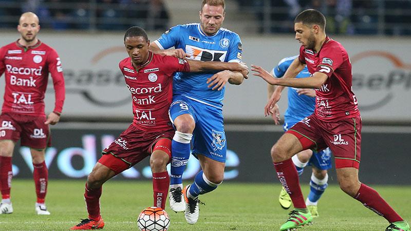 Gent start Play-Off 1 met valse noot