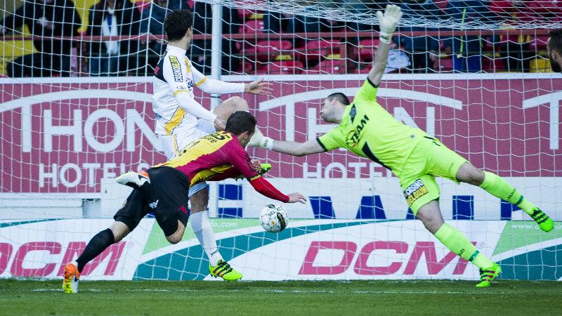 Mechelen pakt drie punten tegen sterke Verhulst