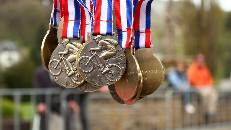 Les jeunes feront aussi tout le circuit au Championnat de Belgique Enduro
