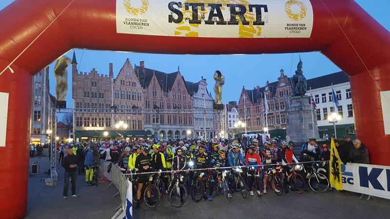Tour des Flandres Cyclo 2016