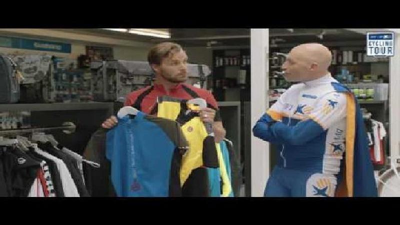 Super Ludo - Aflevering 11: Goed uitzien op de fiets
