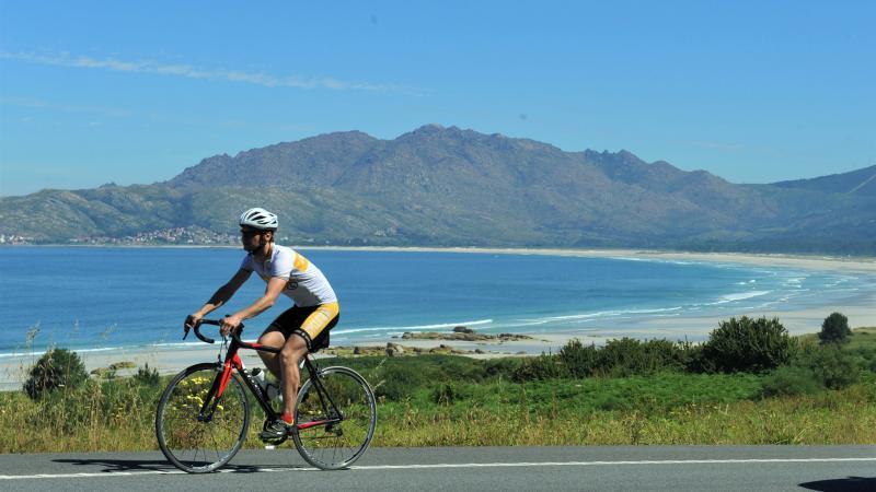 De eerste Vuelta-etappes in Galicië verkend