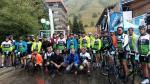 1600 sportievelingen krijgen de twee gezichten van de Alpen te zien