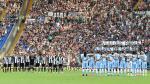 Une minute de silence en Serie A