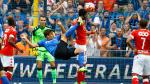Le Club Bruges et le Standard partagent au terme d'une fin de match complètement folle