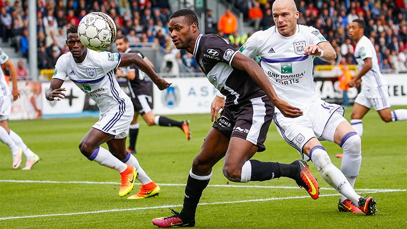 Samenvatting Eupen - Anderlecht