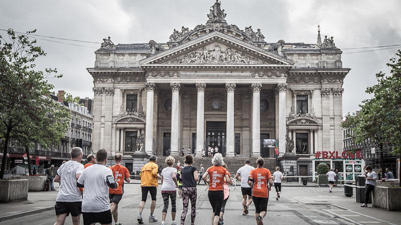 Belfius Brussels Marathon & Half Marathon krijgt nieuwe finishplaats