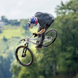 Mountainbike: Belg Thomas Genon is wereldtopper in freeride