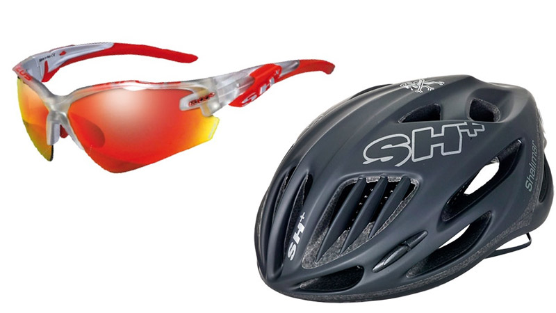 SH+ Shalimar-aerohelm en RG5000-bril (TEST)