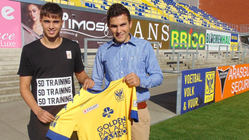 Bourard quitte Anderlecht pour Saint-Trond