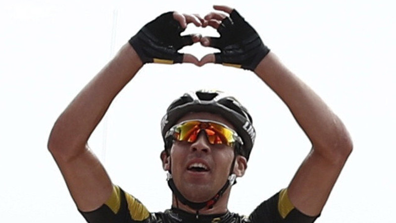 Franse neoprof juicht in Vuelta