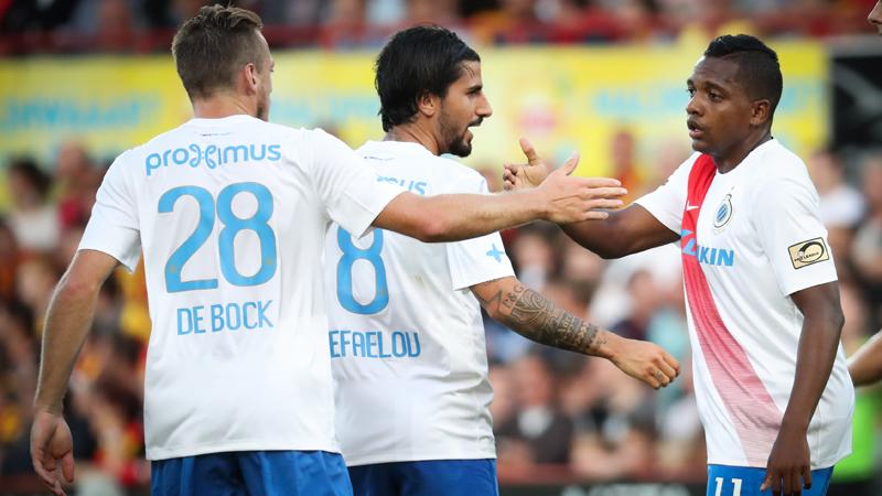 Goed nieuws voor Club Brugge