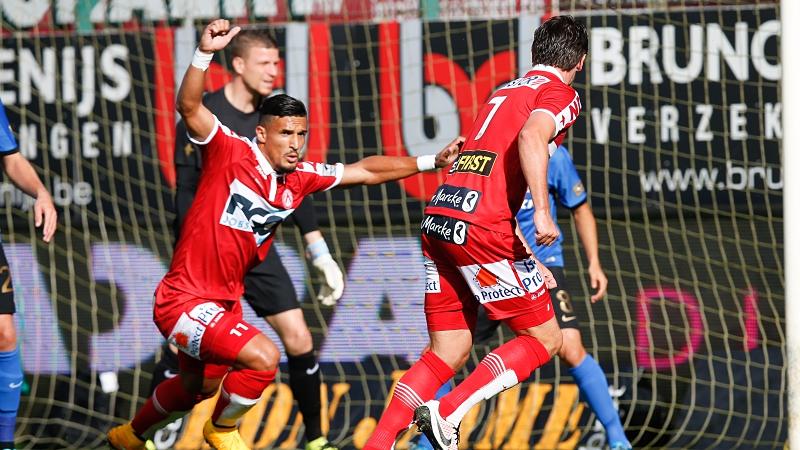 Samenvatting KV Kortrijk - Club Brugge