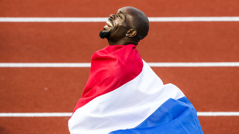 Ook Nederlands snelste man in Brussel