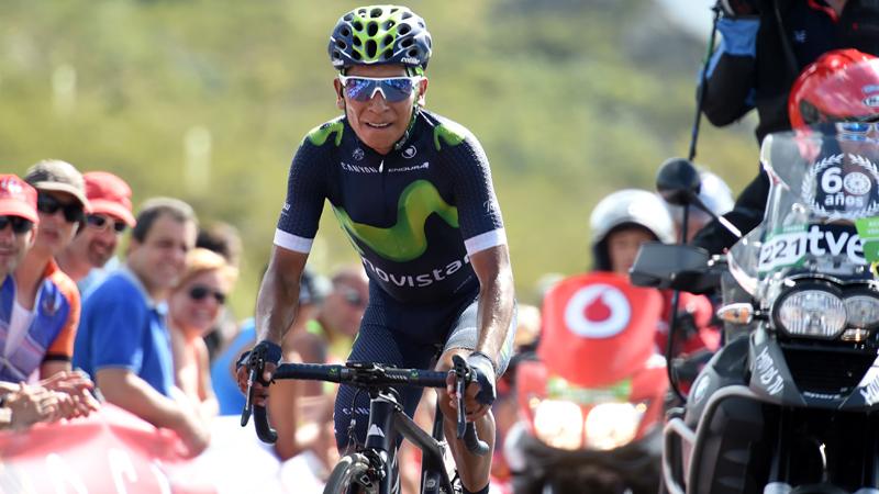 Quintana herovert leiderstrui met winst in tiende rit