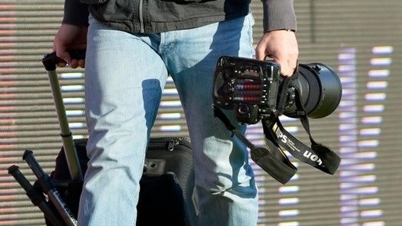 Protection des photographes et membres du staff