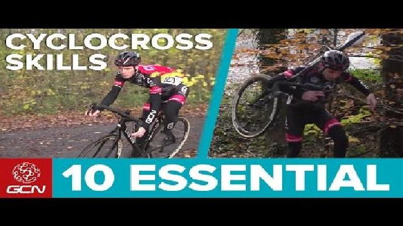 10 essentiële crossvaardigheden (VIDEO)