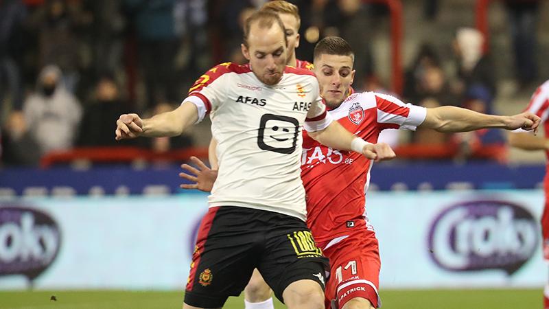 Samenvatting Moeskroen - KV Mechelen
