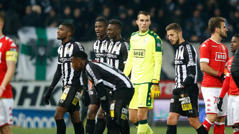 Sporting Charleroi: 'Triple zéro'