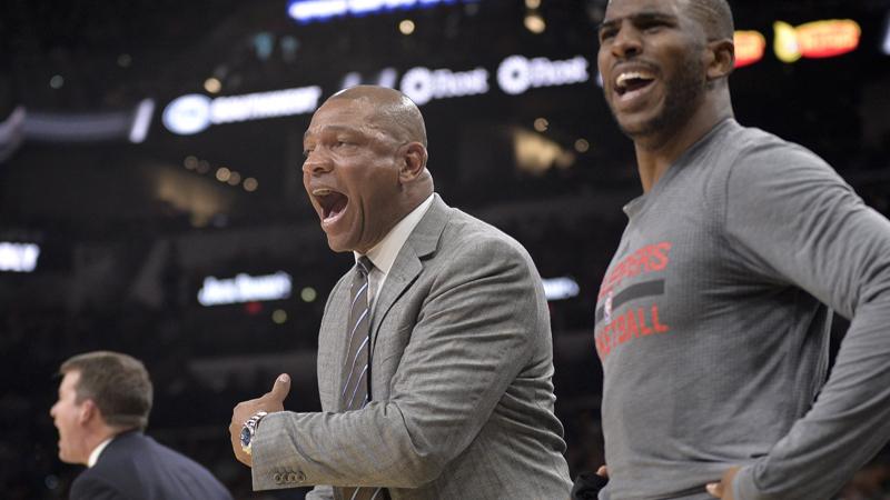 Clippers leggen kampioen in het zwijgen op (VIDEO)