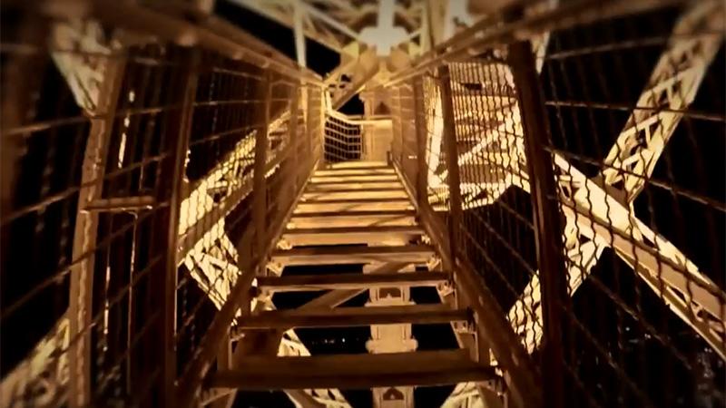 Belg uitverkoren voor prestigieuze trappenloop