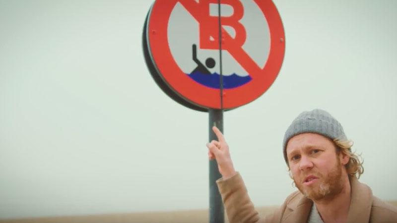 Plongez dans la Mer du Nord avec Jay Vleugels le 1er janvier