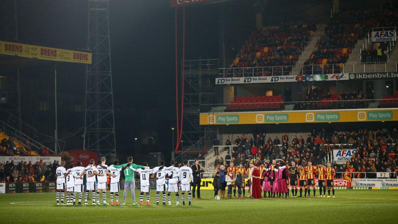 KV Mechelen - Eupen