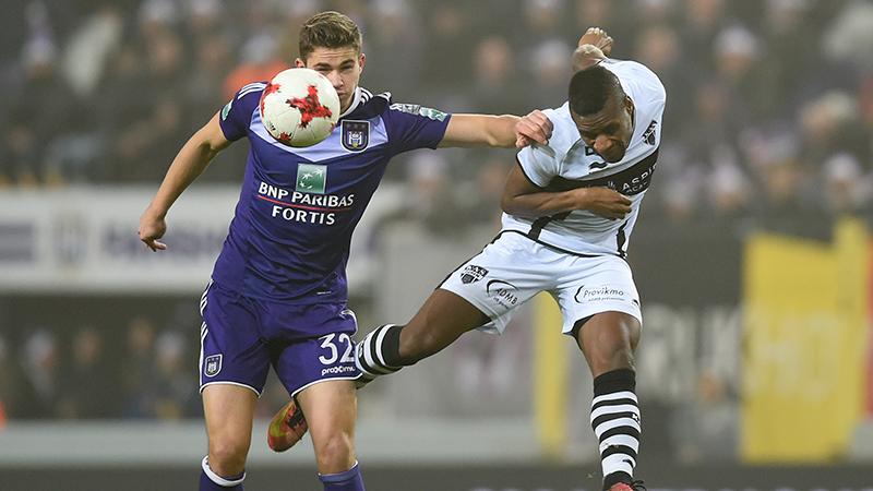 Samenvatting Anderlecht - Eupen