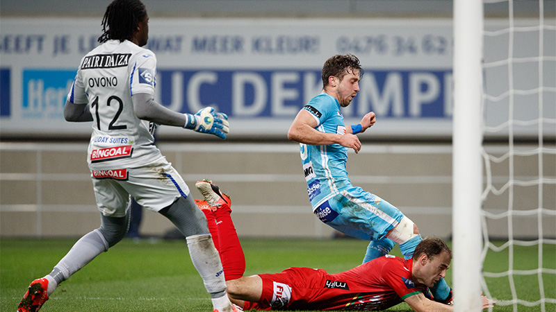 Samenvatting AA Gent - KV Oostende