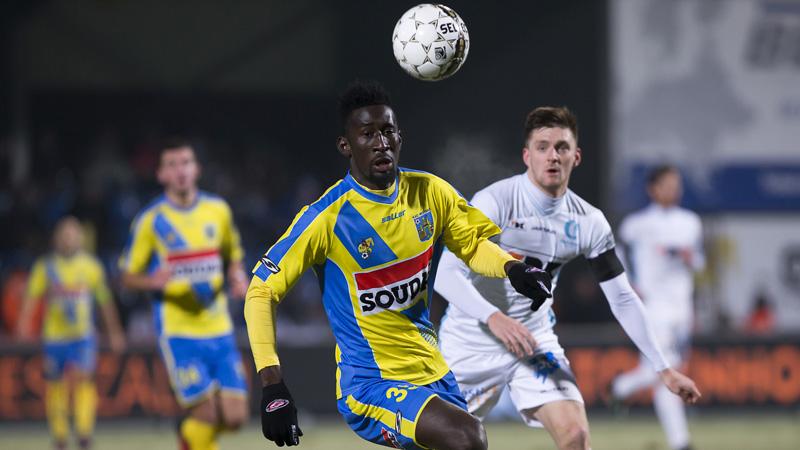 Westerlo houdt Gent op een gelijkspel