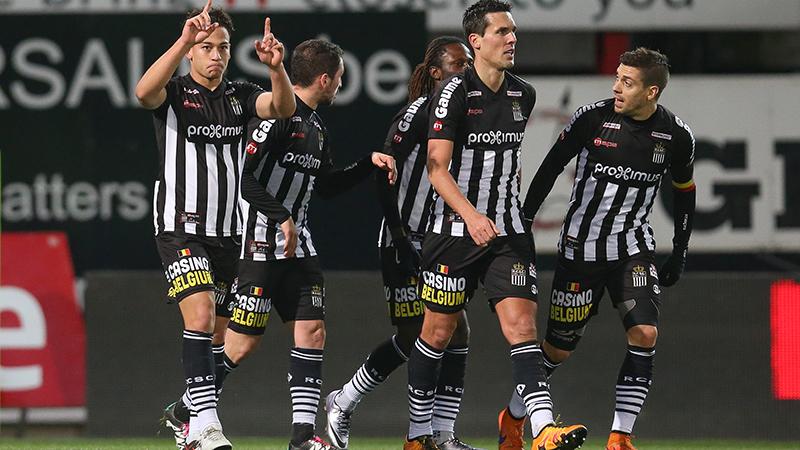 Charleroi wint na knotsgek einde tegen Zulte