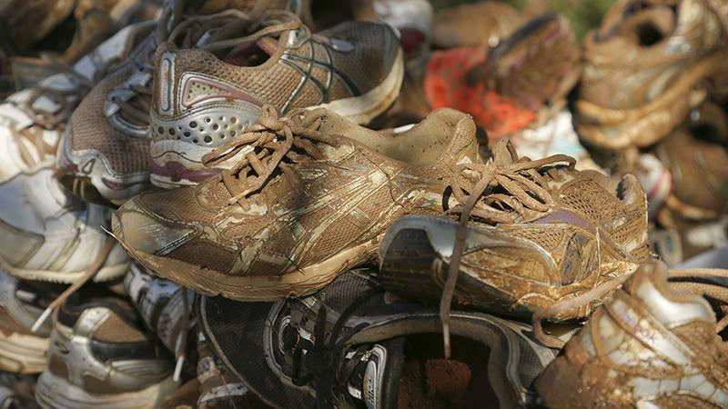 6 tips om vuile en natte schoenen opnieuw proper te krijgen