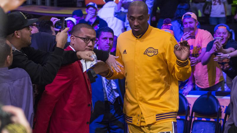 Kobe Bryant comme au bon vieux temps (VIDEO)