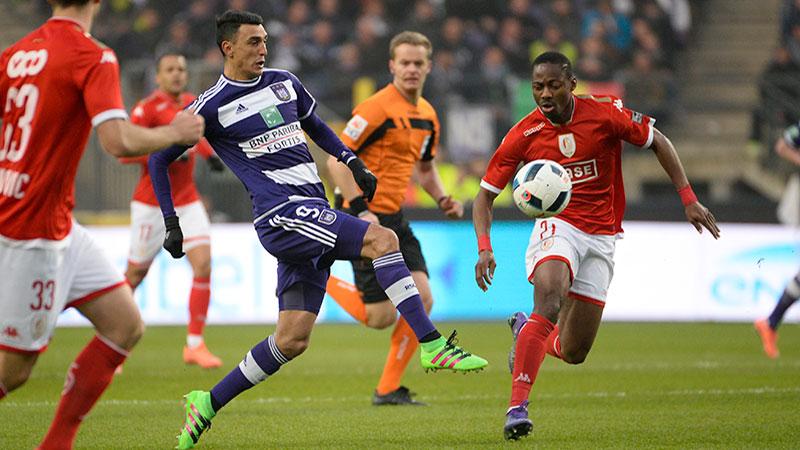 Anderlecht en Standard verzorgen het spektakel: 3-3!