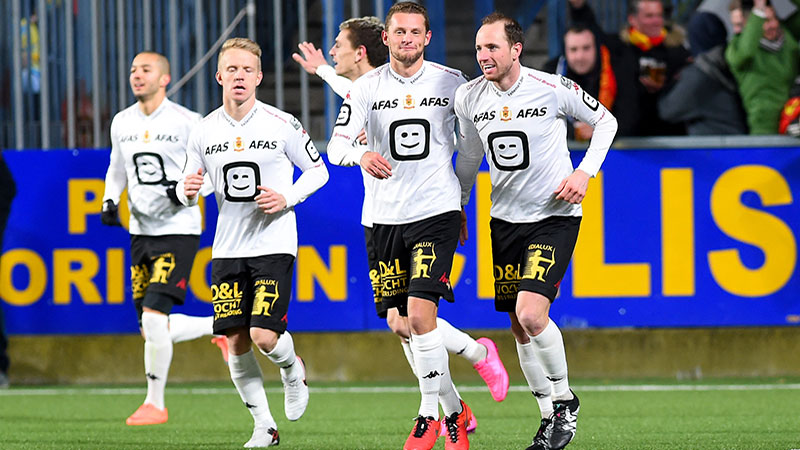 KV Mechelen haalt uit op Stayen