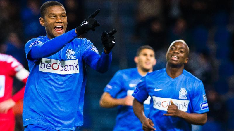 Genk blijft in top zes na nipte overwinning tegen Kortrijk