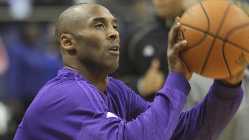 33.000 punten voor Kobe Bryant (VIDEO)