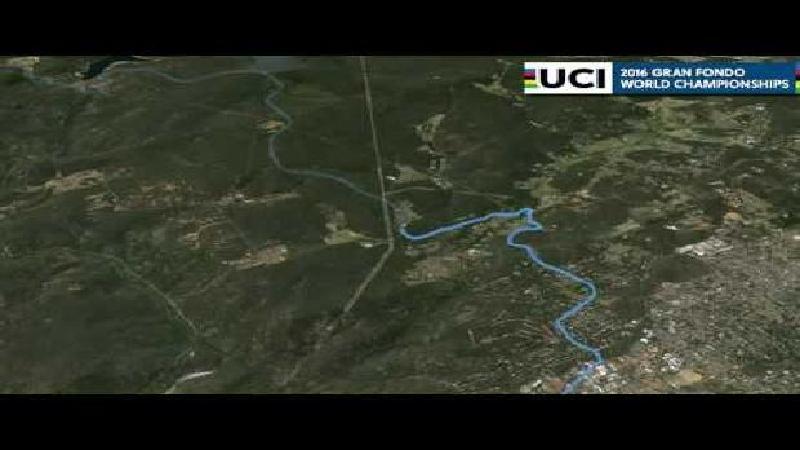 2016 UCI Gran Fondo World Championships
