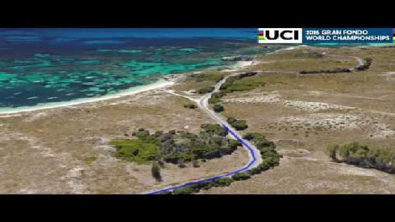 2016 UCI Gran Fondo World Championships time trial
