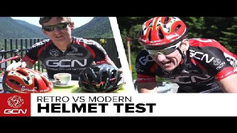 Zijn moderne helmen koeler? (VIDEO)