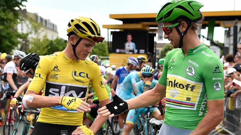 Tour de France 2016: etappe 21