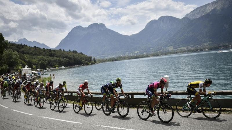 Tour de France 2016: etappe 19