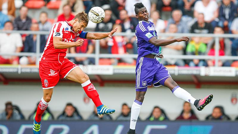 Samenvatting Moeskroen - Anderlecht