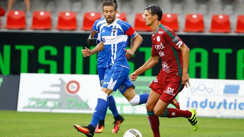 JPL: Zulte Waregem - AS Eupen