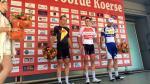 Ook Mathieu Van der Poel scoort op de weg