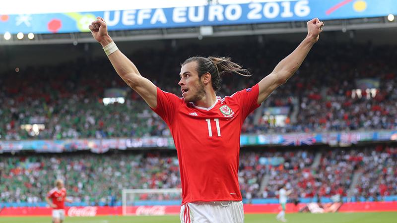 Euro 2016: Wales - Noord-Ierland